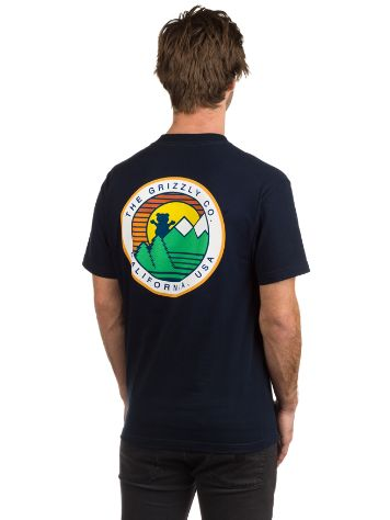 Grizzly Beyond The Bush T-Shirt