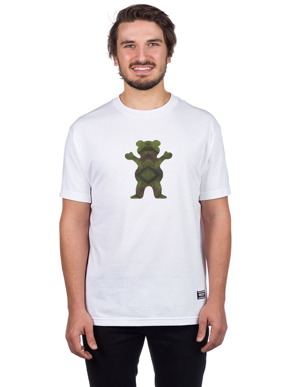 Forester Og Bear T-Shirt