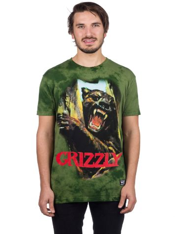 Grizzly Hunting Season Camiseta