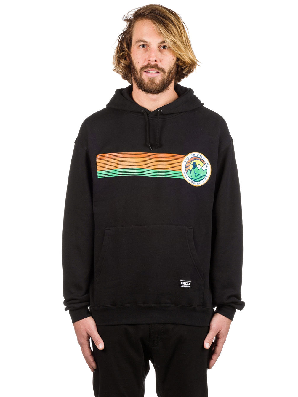 Beyond The Bush Hoodie