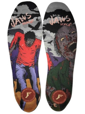 Footprint Kingfoam Elite Jaws Zombie Insoles uni Gr. S