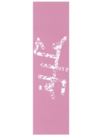 Grizzly X Jhf Grip Tape Pink White