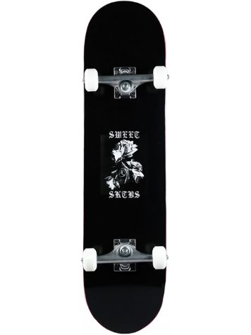 "SWEET SKTBS Rose Black 8.0"" Complete"