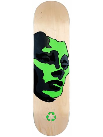 "SWEET SKTBS Faces Dark Wood 8.75"" Skate Deck"