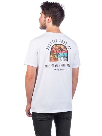 Rip Curl Rainbow Shades T-Shirt