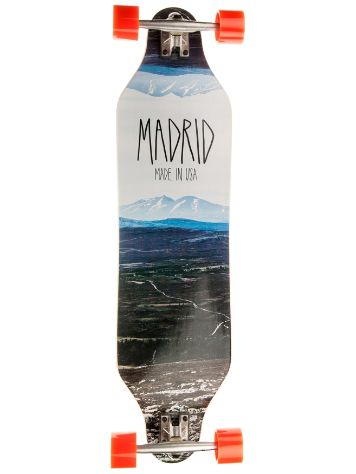 "Madrid Mountain Missionary 37.375"" Compleet"