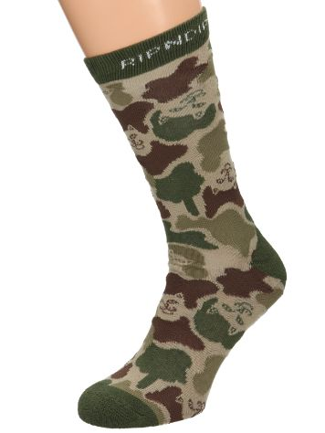 Rip N Dip Nerm Camo Calcetines