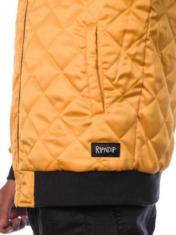 238cc9365 Praying For Nermal Quilted Reversible Jacket