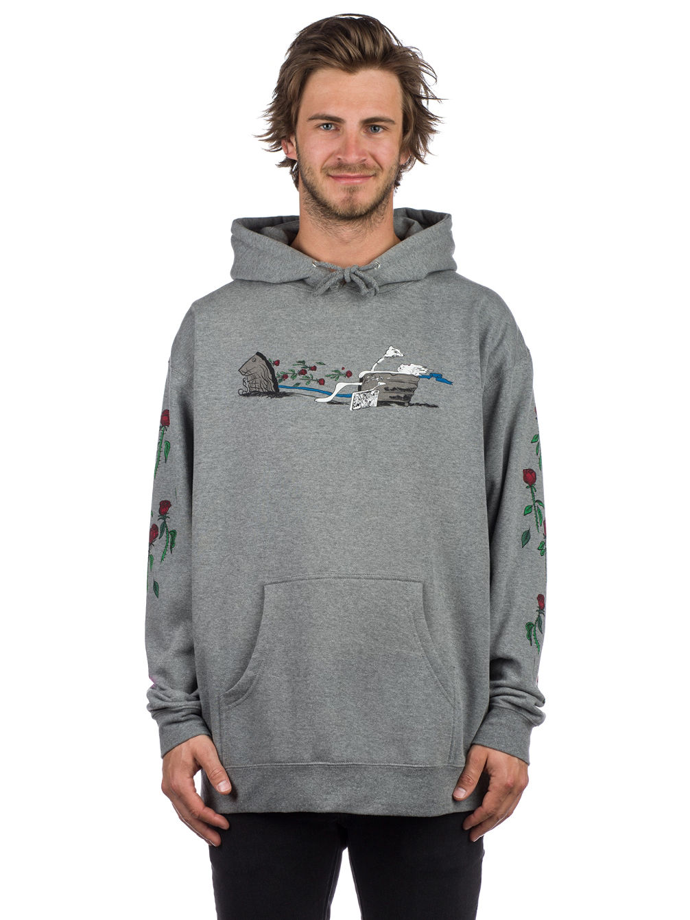Maxnerm Pullover Hoodie