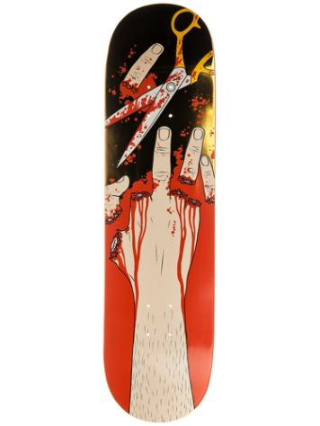 "Skate Mental Mental Cut Off Fingers 8.25"" Skate Deck"