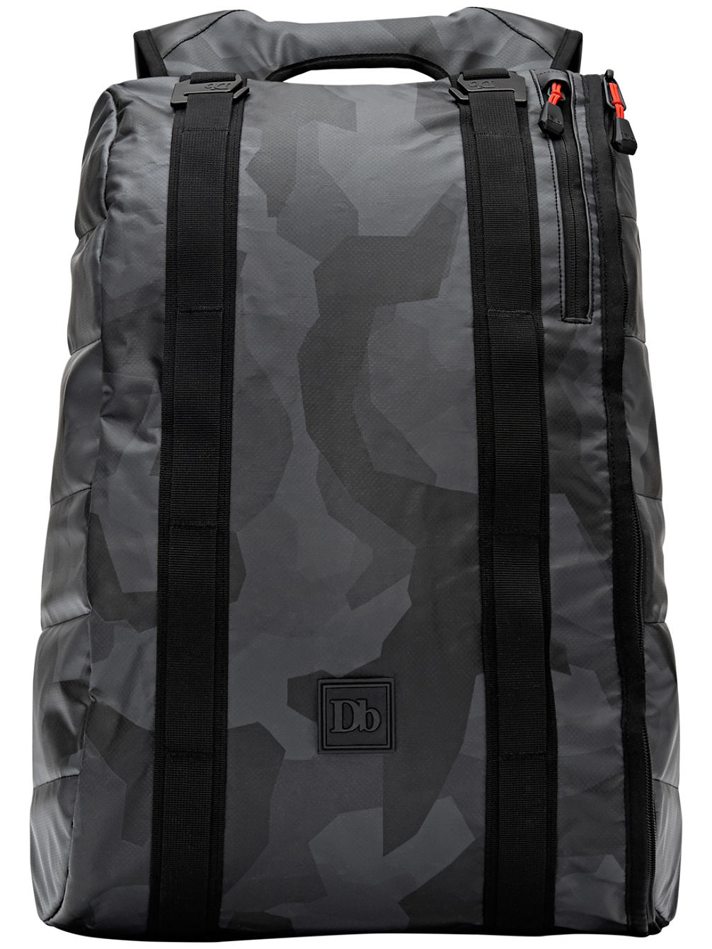 The Base 15L Black Camo Backpack