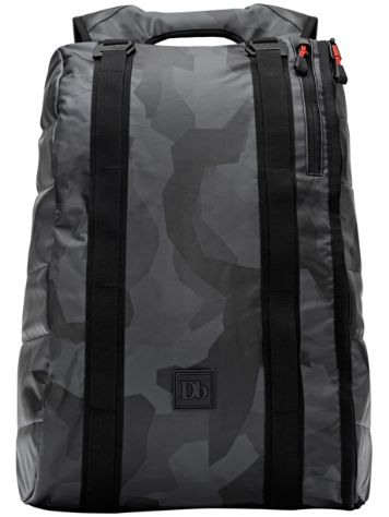 douchebags The Base 15L Black Camo Rugtas