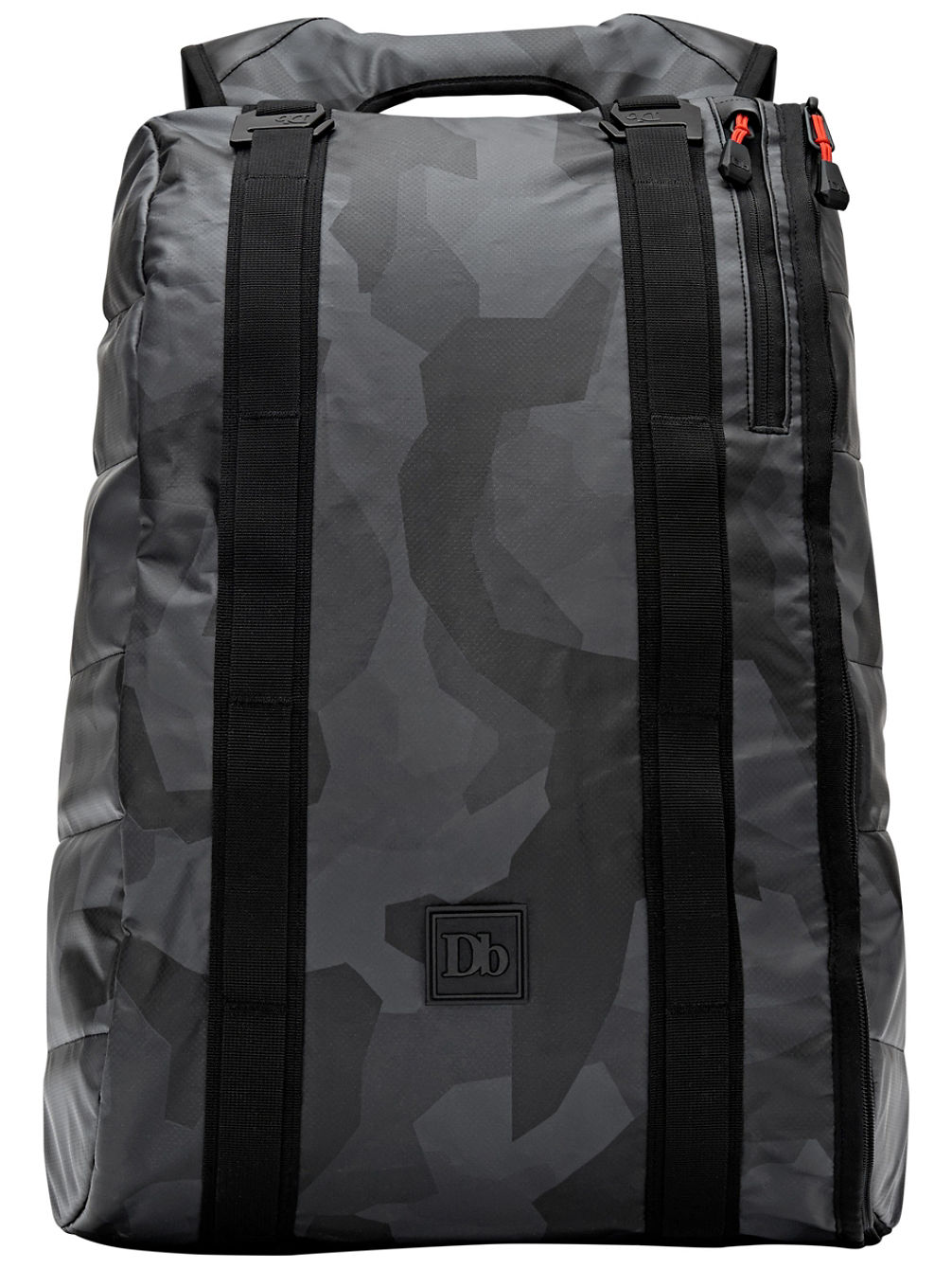 The Base 15L Black Camo Rucksack
