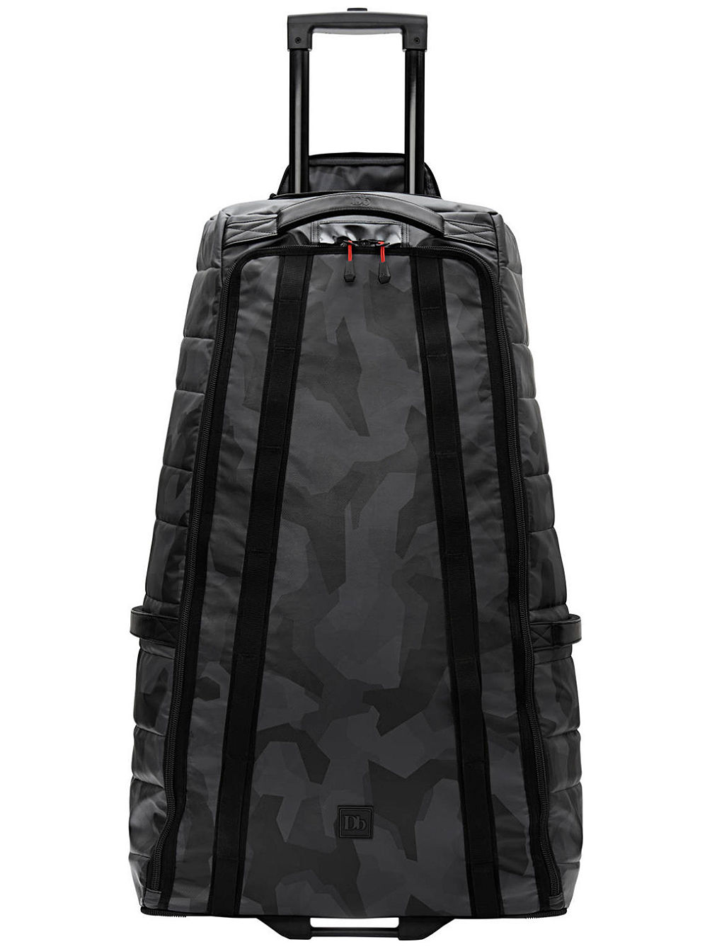 The Big Bastard 90L Black Camo Travelbag
