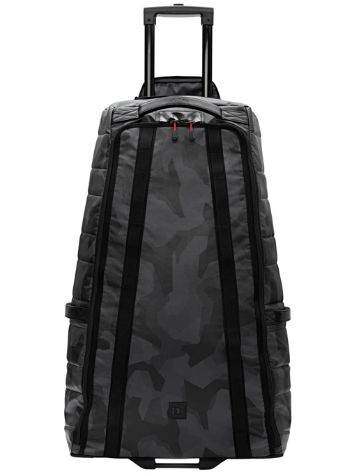 douchebags The Big Bastard 90L Black Camo Travelbag