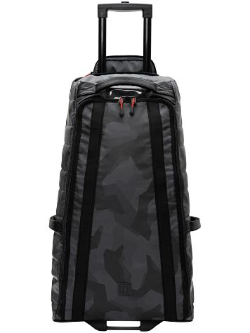 douchebags The Little Bastard 60L Black Camo Travelbag