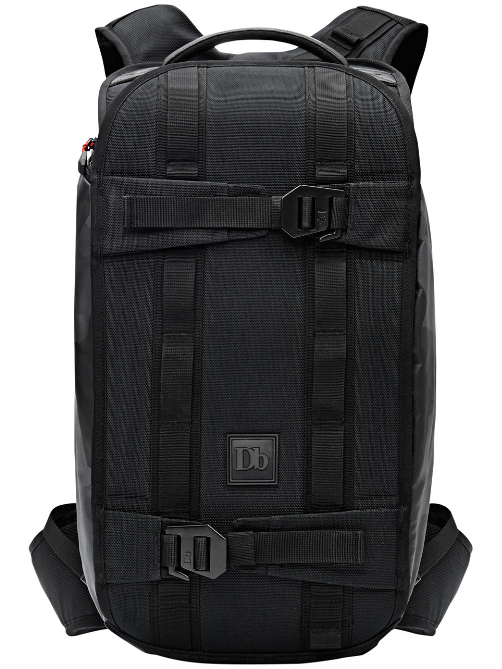 The Explorer Black Camo Backpack