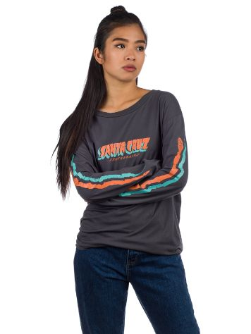 Santa Cruz Flow Stripe T-Shirt LS