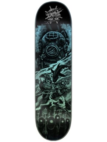 "Creature Black Abyss Partanen 8.3"" Skate Deck"