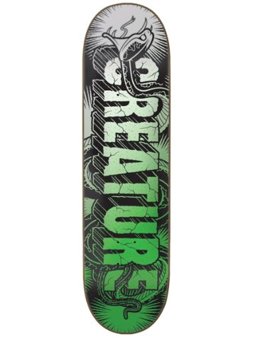 "Creature Giant Serpants UV 8.25"" Skate Deck"