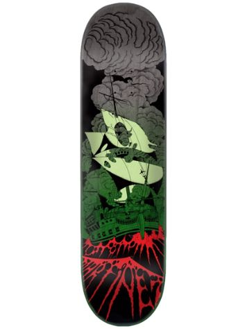 "Creature Martinez Pirata 8.6"" Skate Deck"