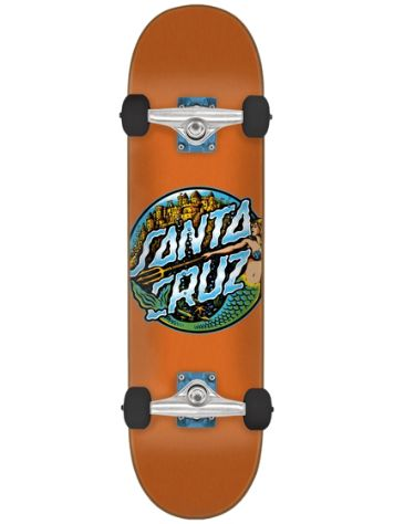 "Santa Cruz Mermaid Dot 7.8"" Complete"