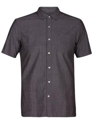 Hurley Noble Shirt black Gr. L