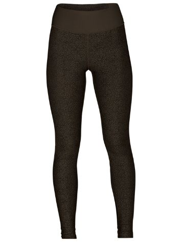 Hurley Mesh Cheetah Surf Leggings