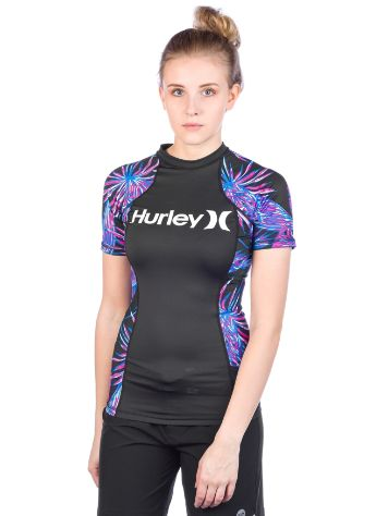 Hurley One & Only Koko Rash Guard