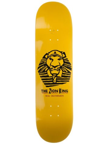 "Real Zion King 8.25"" Skate Deck"