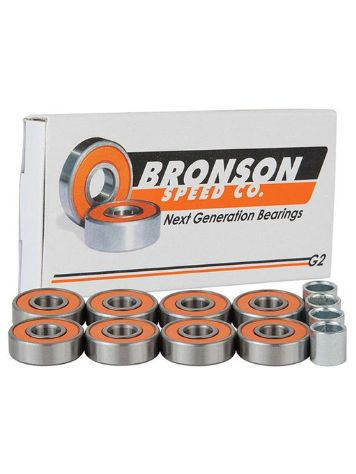 Bronson G2 Roulements