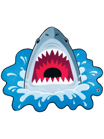 Big Mouth Toys Shark Beach Handtuch