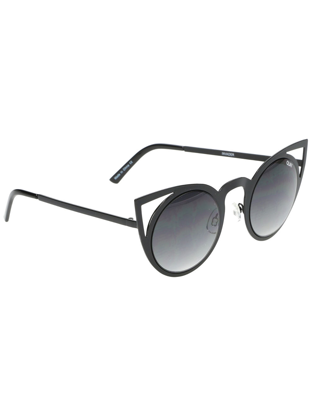 Invader Black Smoke Sonnenbrille