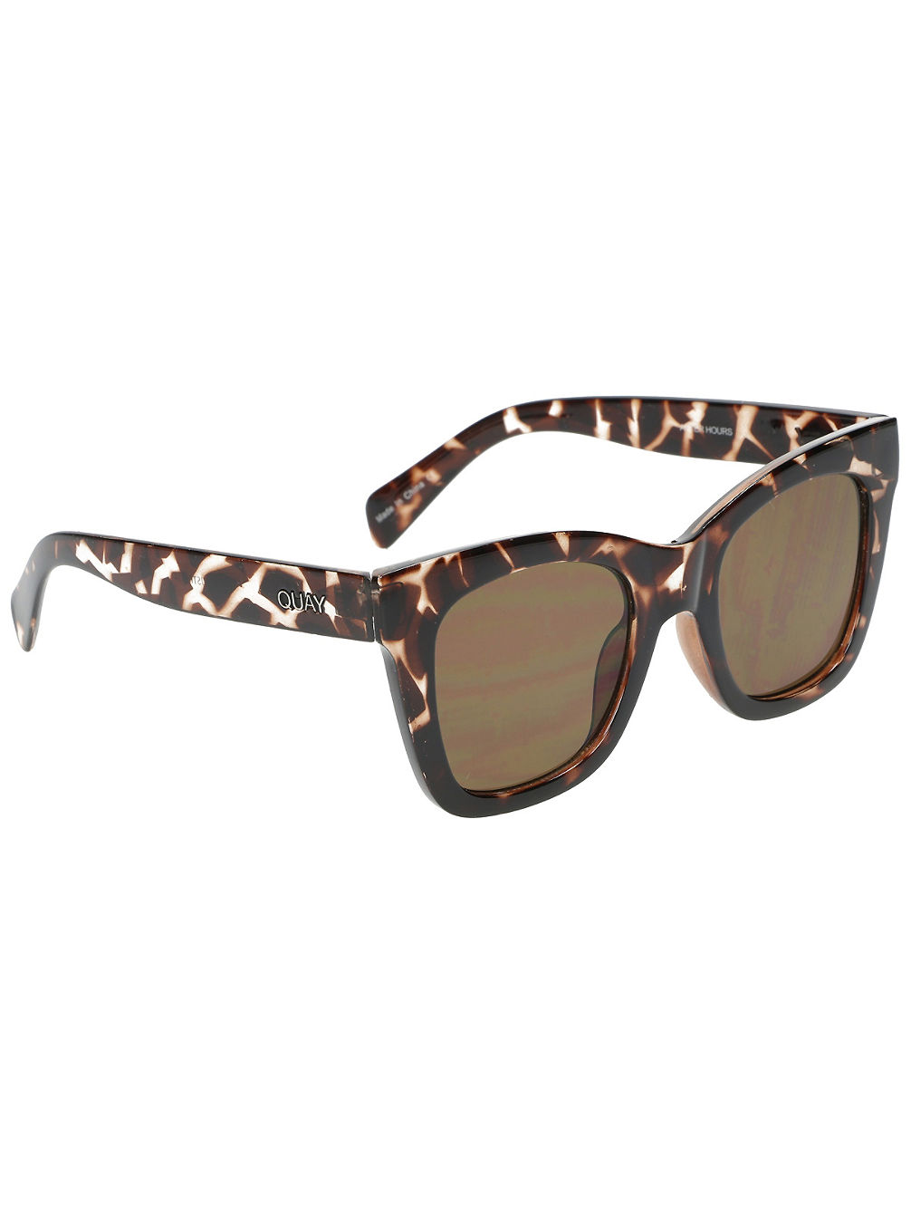 After Hours Tort Brown Sonnenbrille