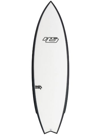 Haydenshapes 5'11 HS Untitled FF Clear Surfboard