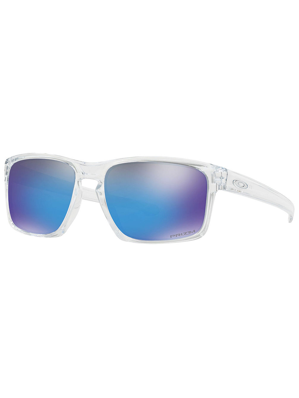 Sliver Polished Clear Sonnenbrille