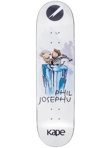 "Kape Skateboards Josephu Carboslick 8.25"" The Squirrel Skate"