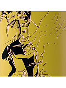 "Effigy On Yun Nibiru Gold 8.25"" Skate Deck"