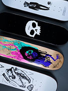 "Here It Comes On Amulet 8.125"" Skate Deck"