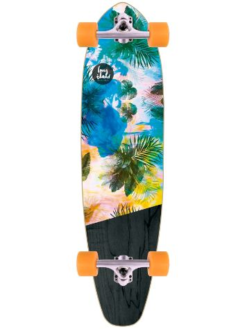 "Long Island Longboards Kicktail Essential 37"" Li Compleet"