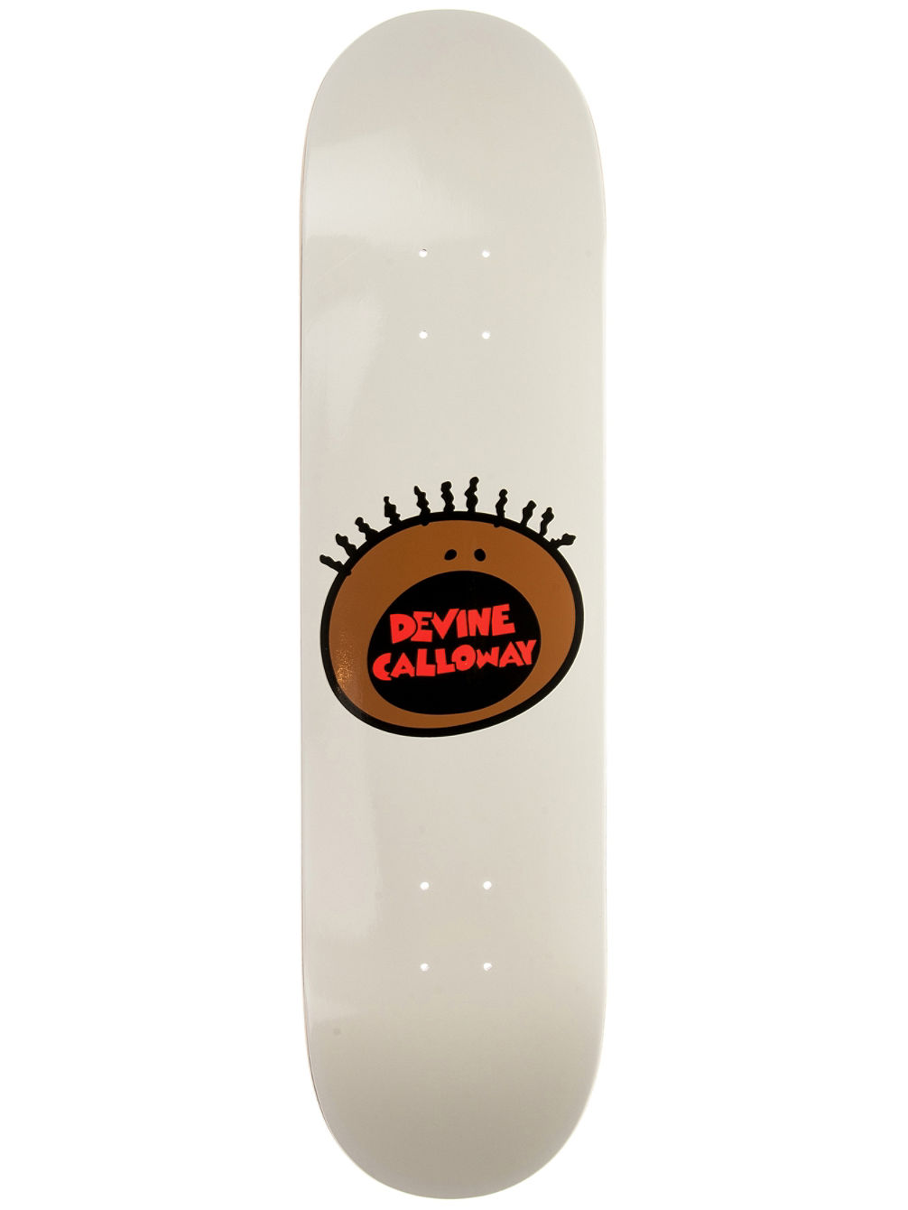 All This 8.0'' Skate Deck