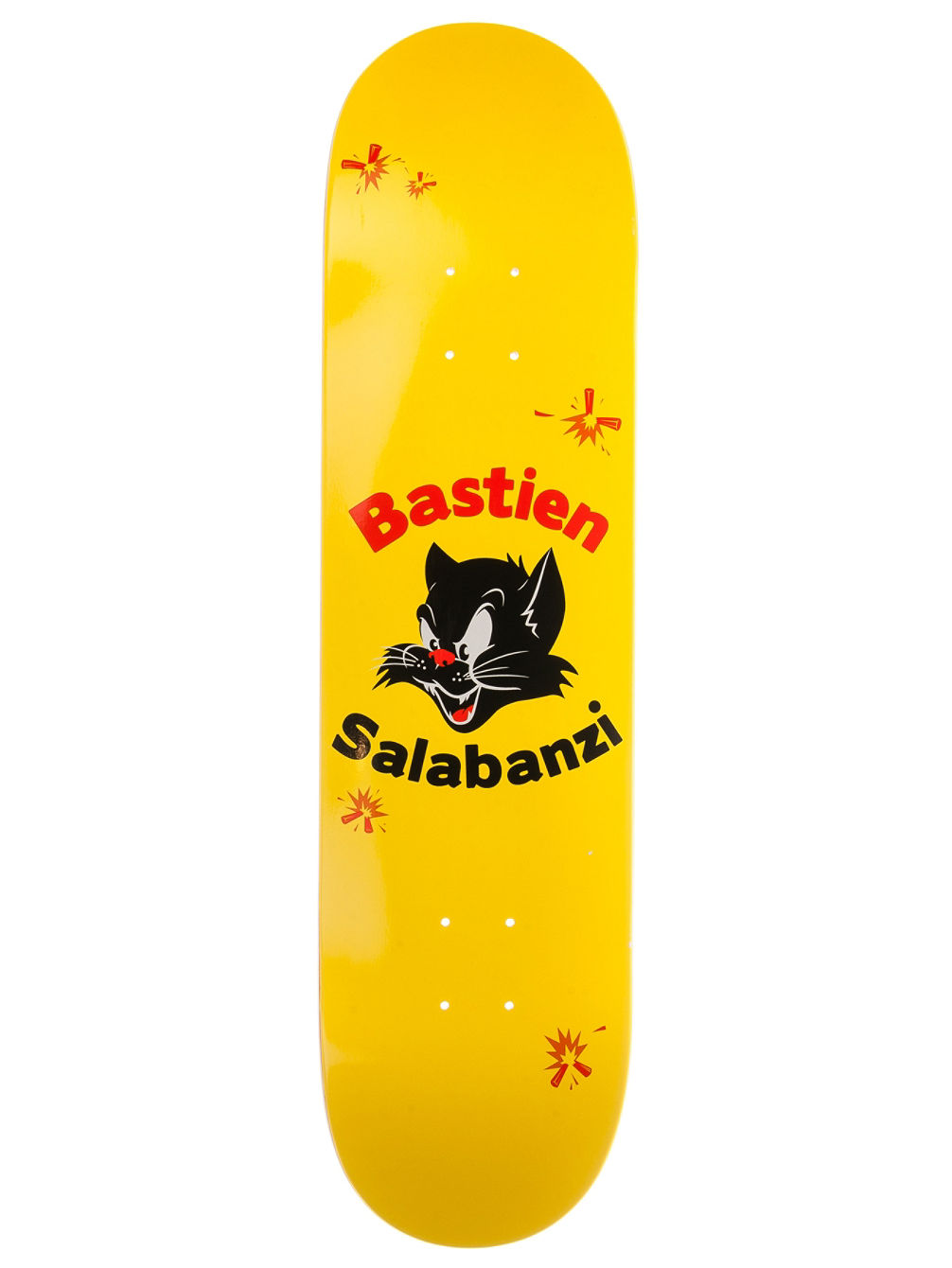Black Cat 8.0'' Skate Deck