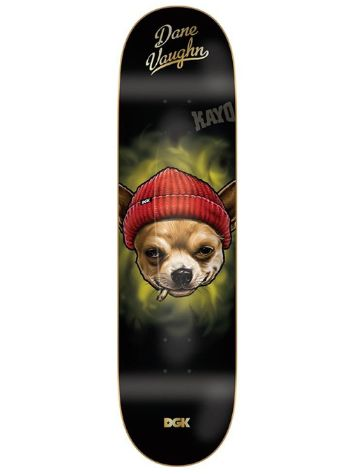 "DGK Dane Spirit Animal 8.0"" Skate Deck"