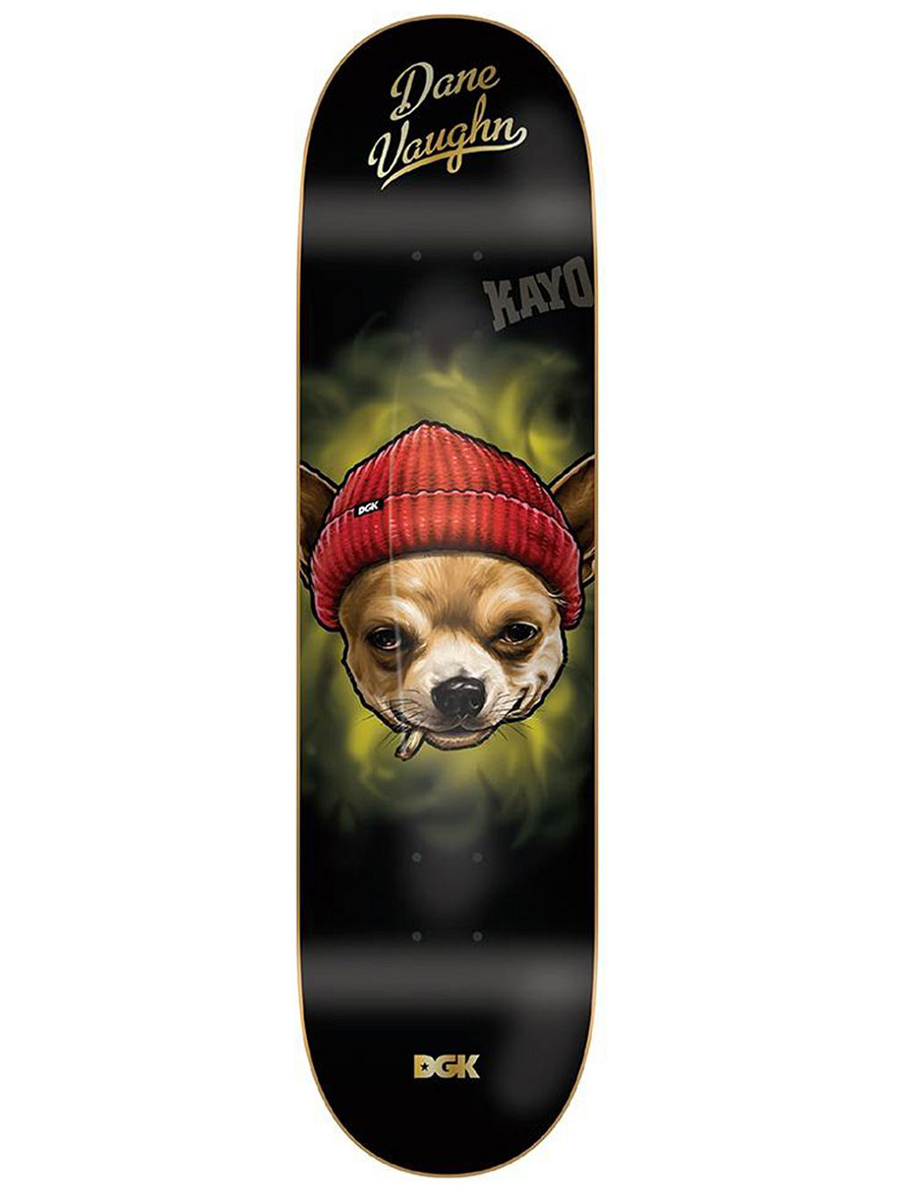 "Dane Spirit Animal 8.0"" Skate Deck"