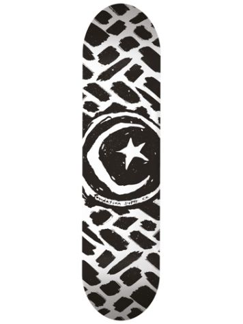 "Foundation Star And Moon Stokes 8.5"" Skate Deck"