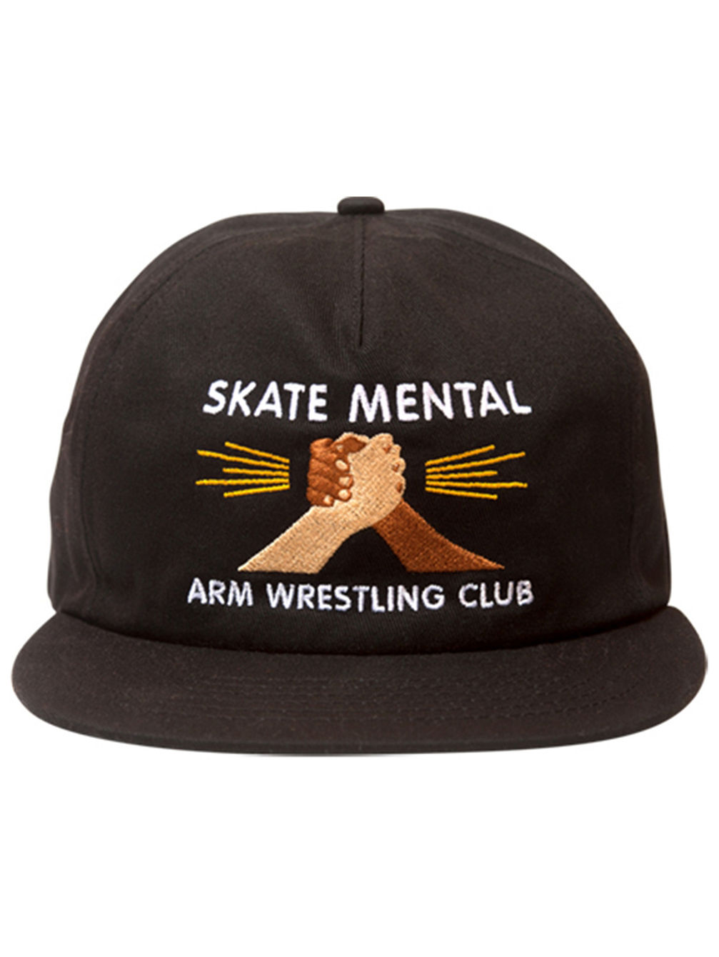 Arm Wrestling Club Cap