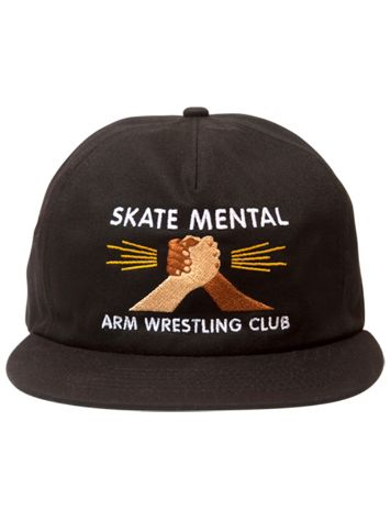 Skate Mental Arm Wrestling Club Cap