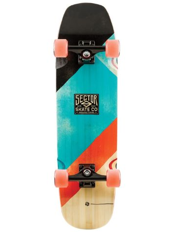 "Sector 9 Kendo 30.9"" X 8.5"" Geo Completo"