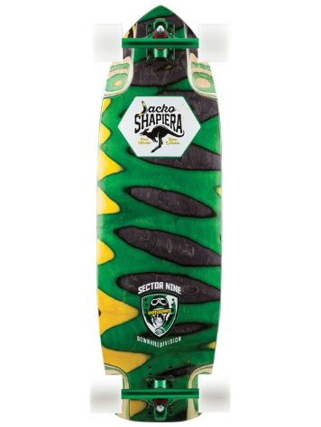 "Sector 9 Jacko Pro 36.875"" X 10"" Ripped Completo"