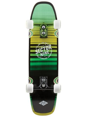 "Sector 9 Barra Soap 31.3"" X 8.375"" Breaker Comple"